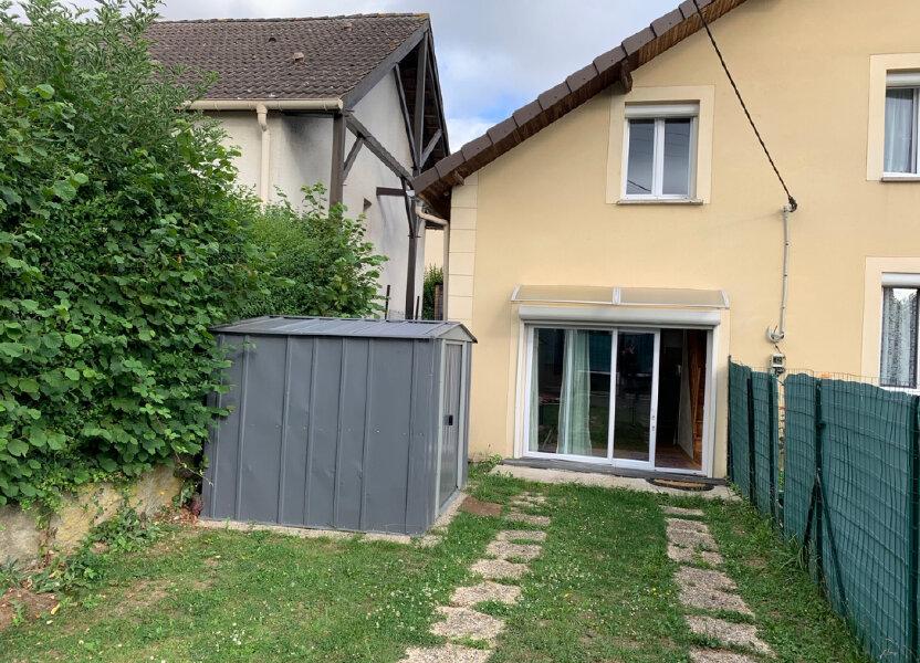 Maison à louer 47.88m2 à Gometz-le-Châtel