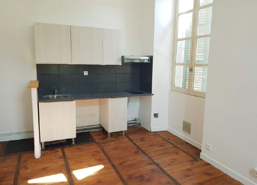 Appartement à louer 37m2 à Orthez