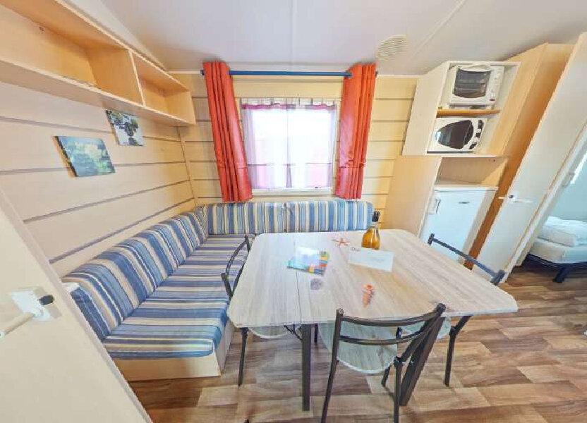 Appartement à louer 27m2 à Azur
