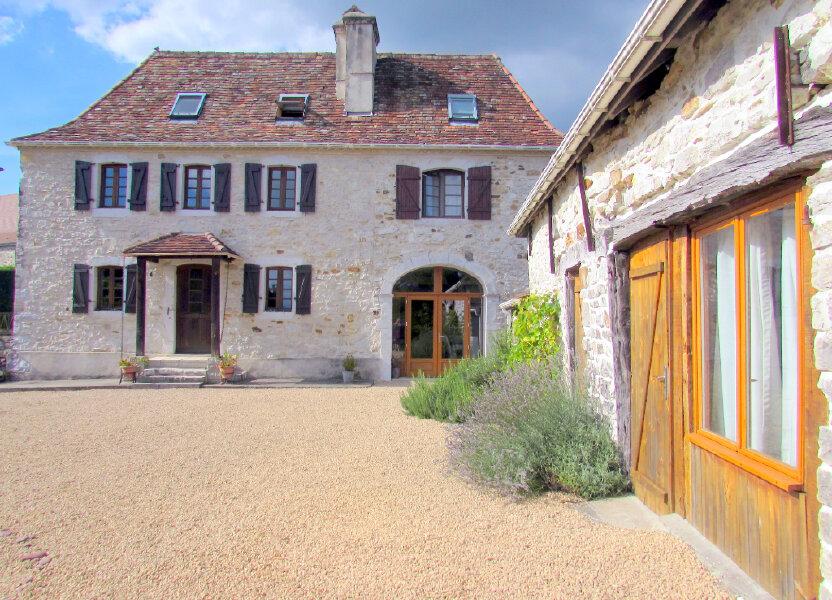 Maison à vendre 192m2 à Castetbon
