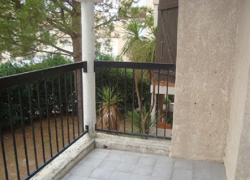 Appartement à louer 31.26m2 à Lunel