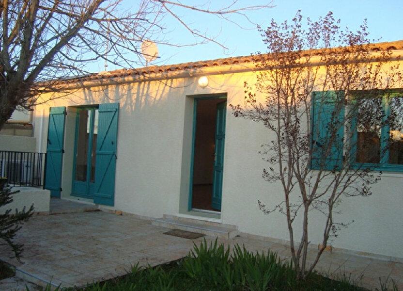 Maison à louer 74.02m2 à Vérargues