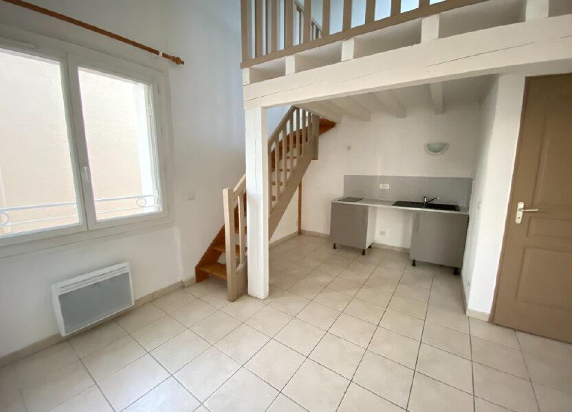 Appartement à louer 43.1m2 à Saint-Brès
