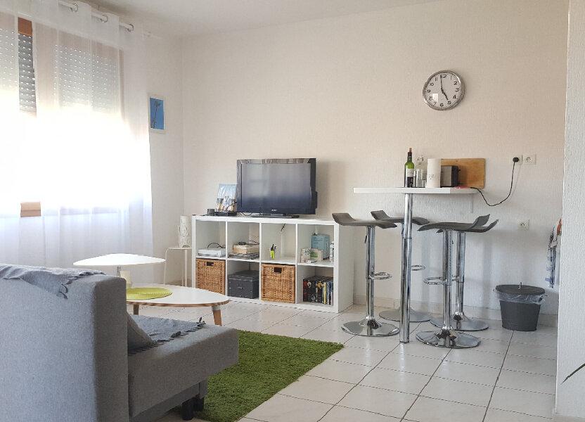 Appartement à louer 34.42m2 à Lunel