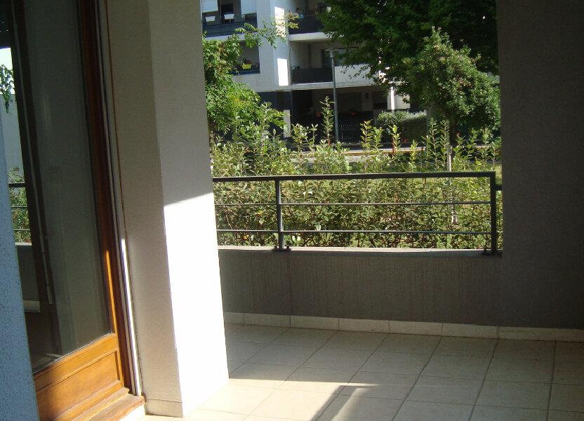 Appartement à louer 55.91m2 à Lunel