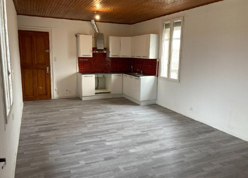 Appartement à louer 43.42m2 à Vauvert