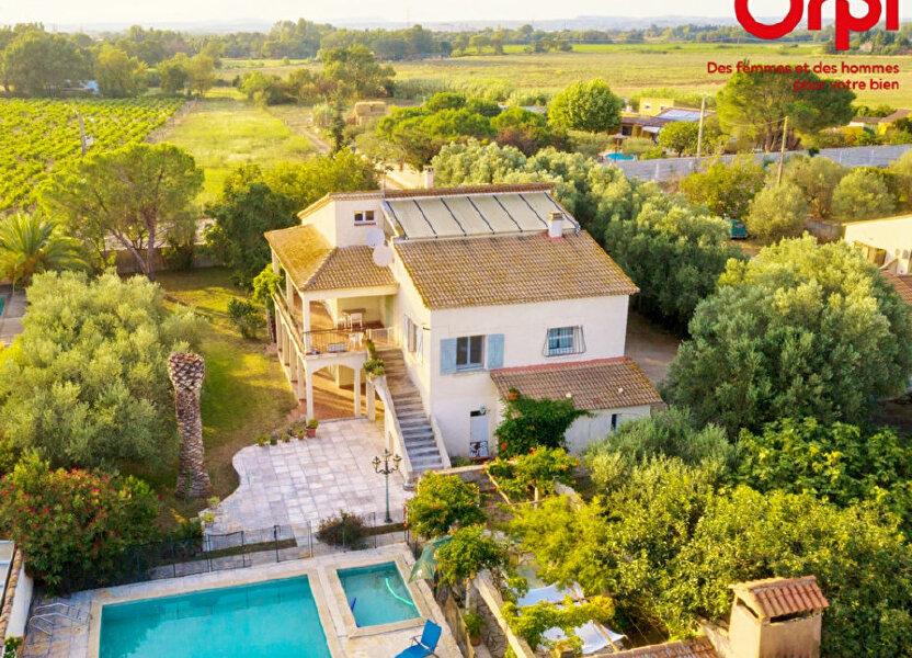 Maison à vendre 260m2 à Vauvert