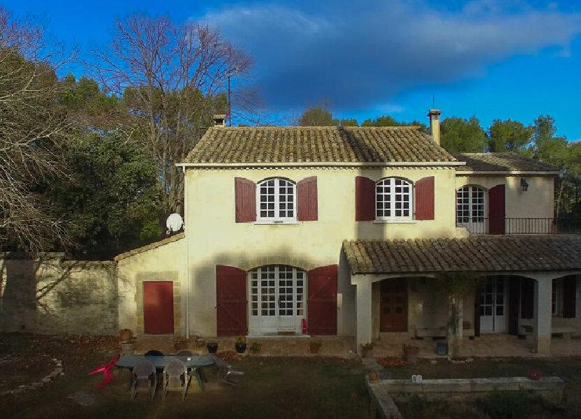 Maison à vendre 214m2 à Aubais