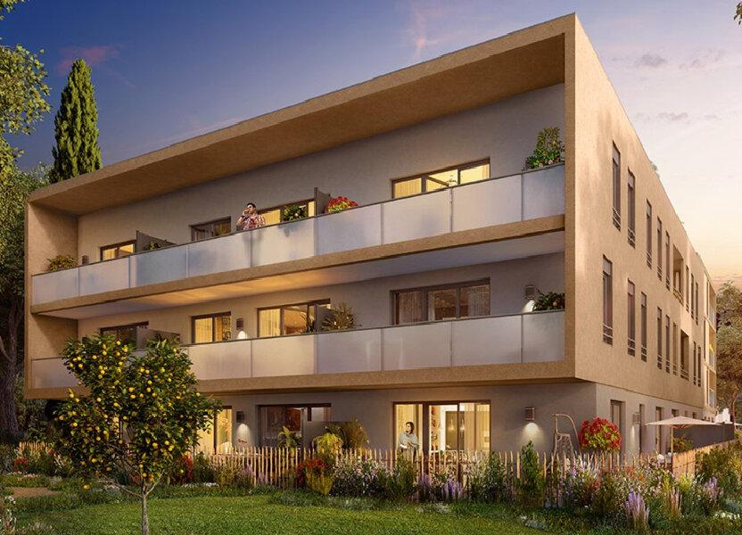 Appartement à vendre 56.27m2 à Montpellier