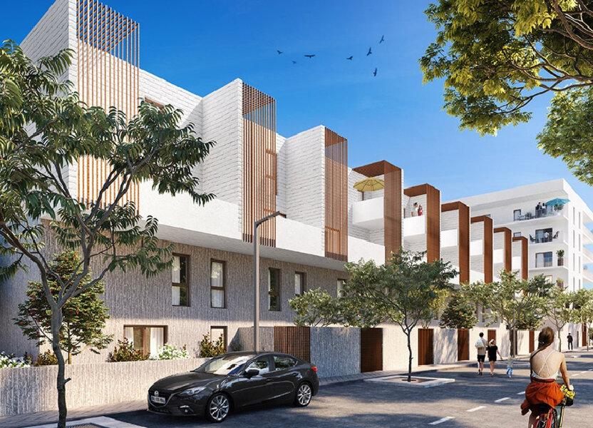 Appartement à vendre 55.8m2 à Montpellier