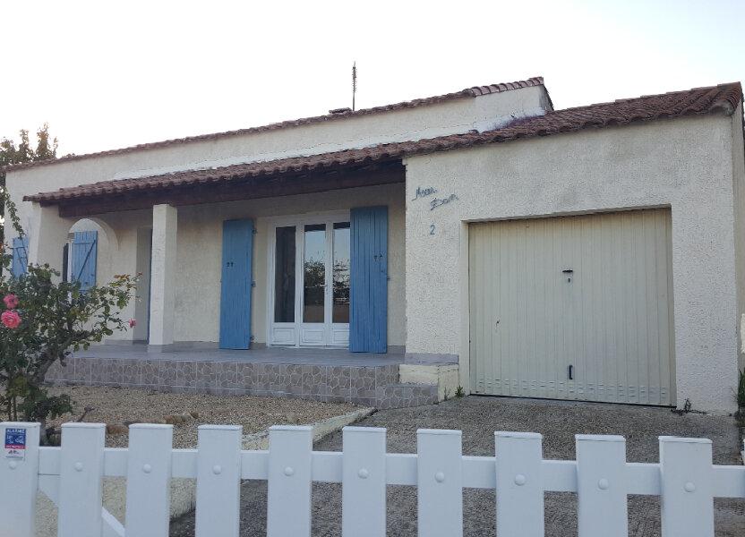Maison à louer 99m2 à Aimargues
