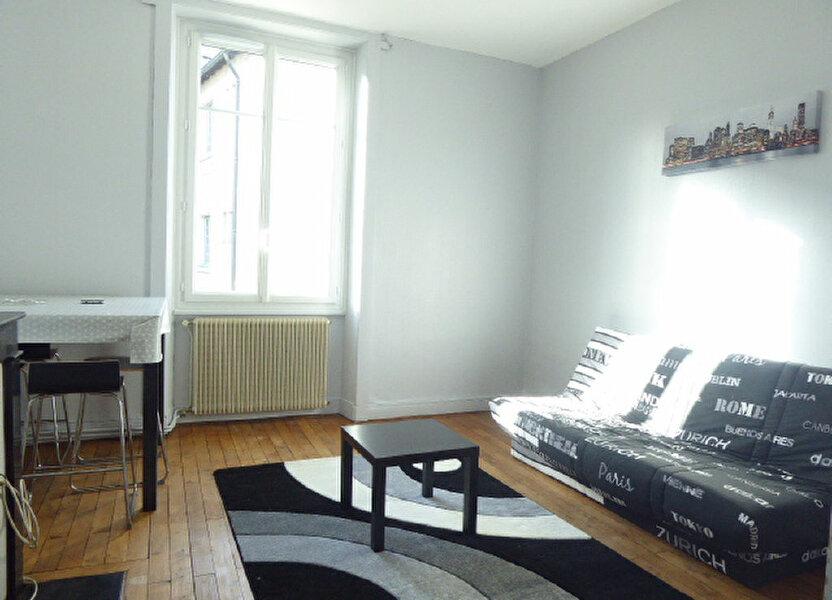 Appartement à louer 47.83m2 à Limoges
