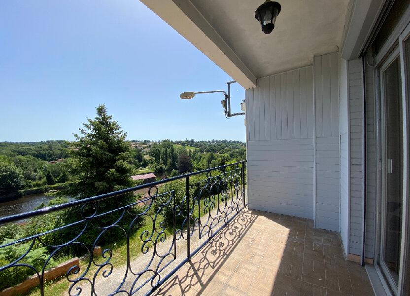 Appartement à louer 80.56m2 à Limoges