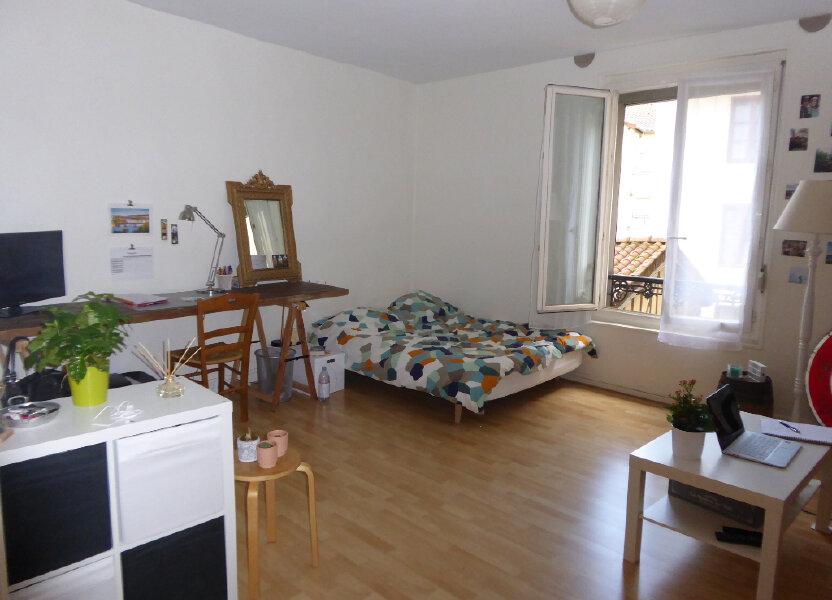 Appartement à louer 37.63m2 à Limoges