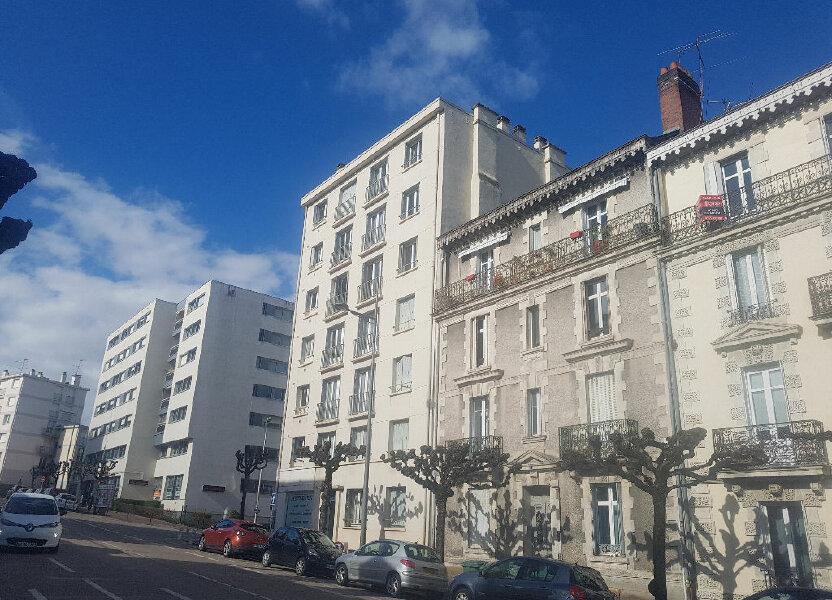 Appartement à vendre 80.47m2 à Limoges