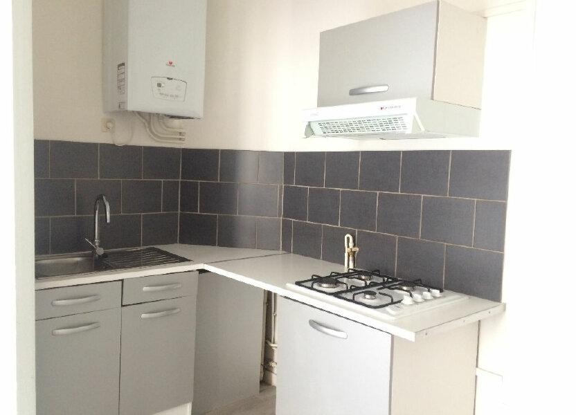 Appartement à louer 37.02m2 à Limoges