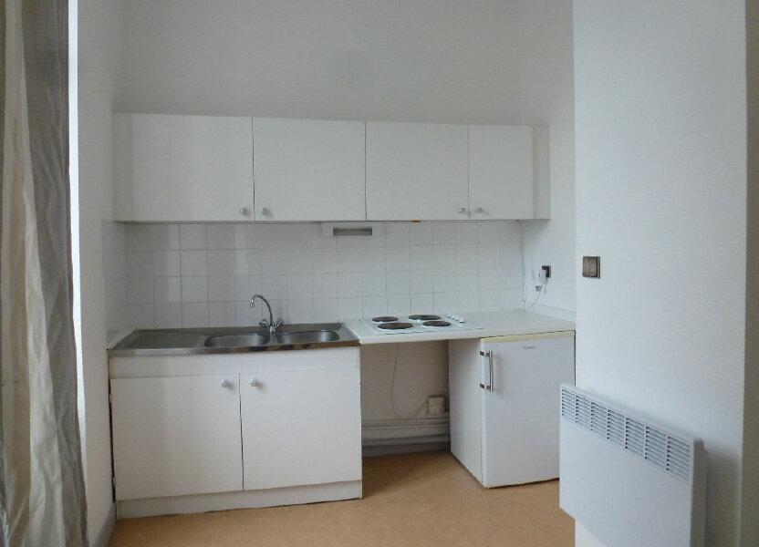 Appartement à louer 25.74m2 à Limoges