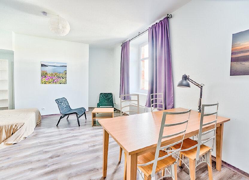 Appartement à louer 26.7m2 à Limoges