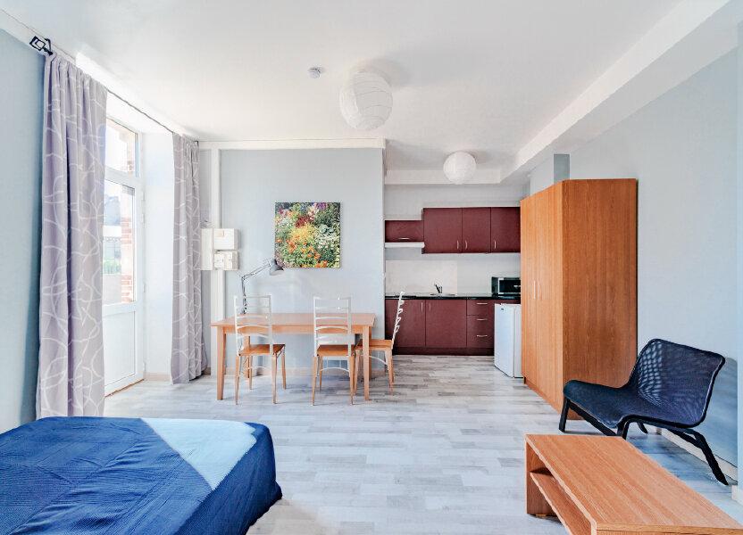 Appartement à louer 25.81m2 à Limoges