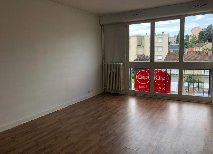 Appartement à louer 28.25m2 à Limoges