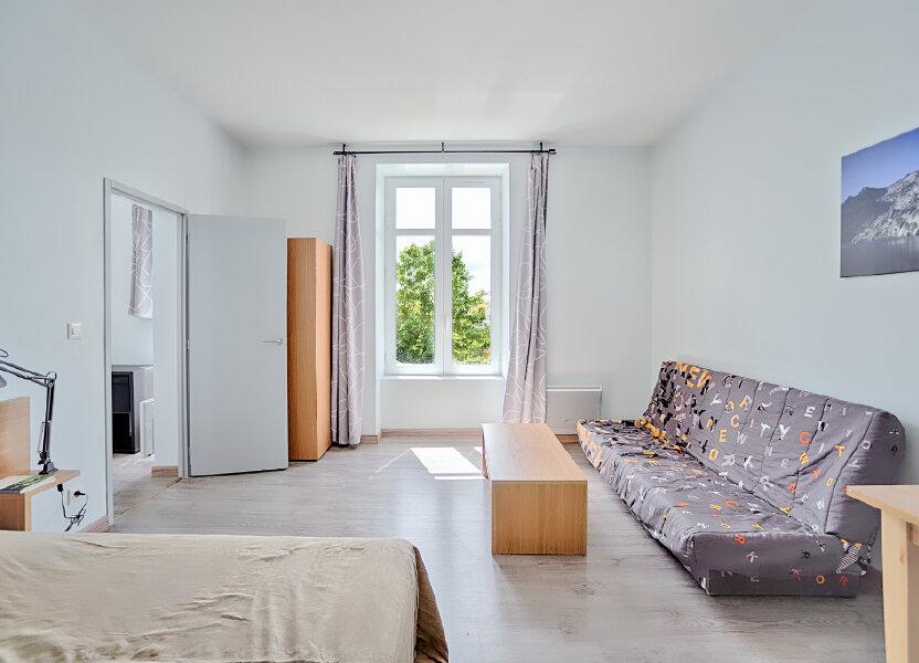 Appartement à louer 33.73m2 à Limoges