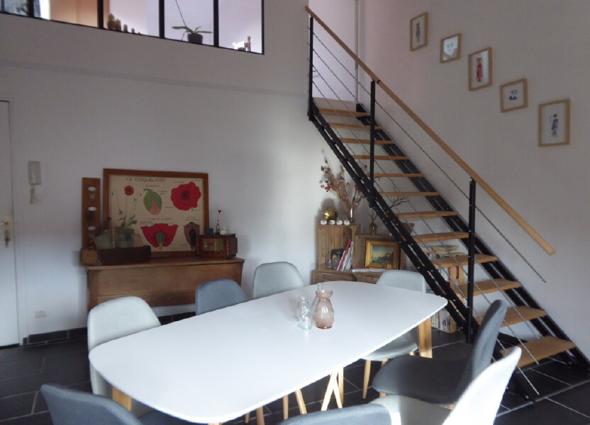 Appartement à louer 72m2 à Limoges