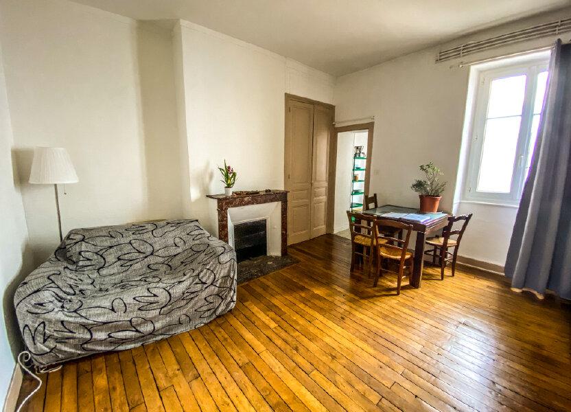 Appartement à louer 38.66m2 à Limoges