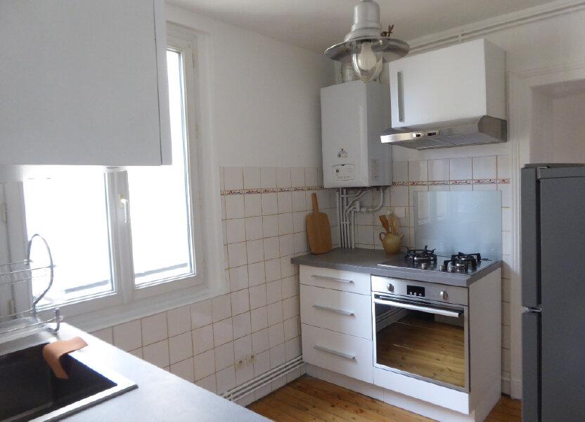 Appartement à louer 52.58m2 à Limoges