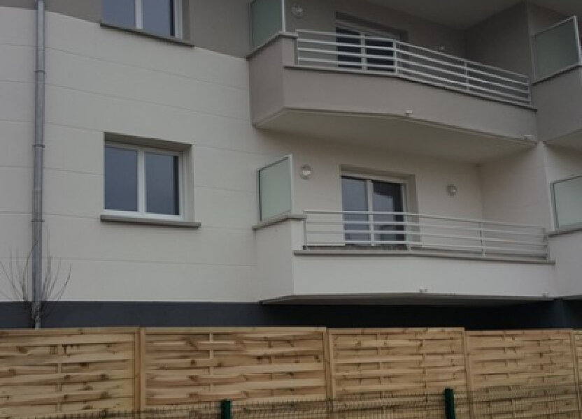 Appartement à louer 43.76m2 à Sevran