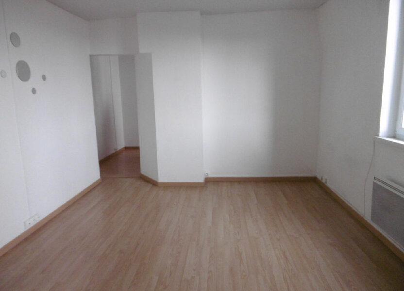 Appartement à louer 36.92m2 à Reims