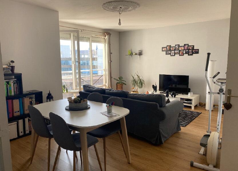 Appartement à louer 67.58m2 à Reims