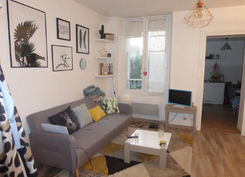 Appartement à louer 48.18m2 à Reims