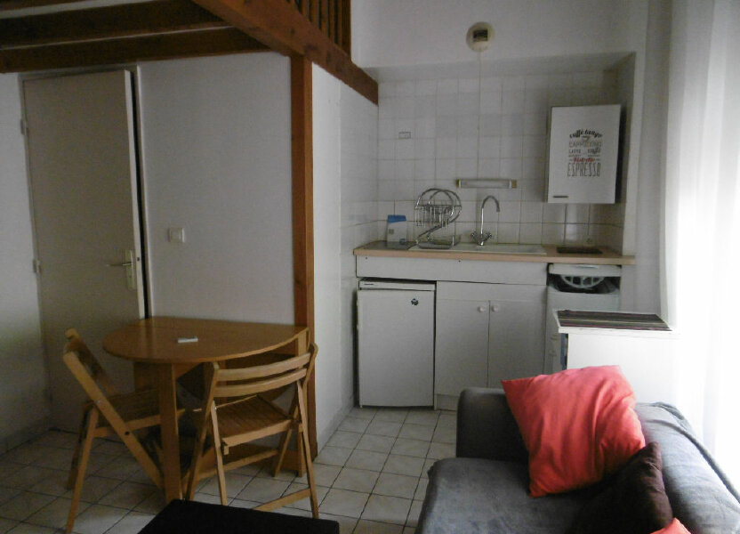 Appartement à louer 28.79m2 à Reims