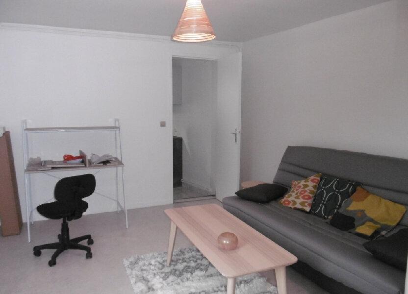 Appartement à louer 38.84m2 à Reims