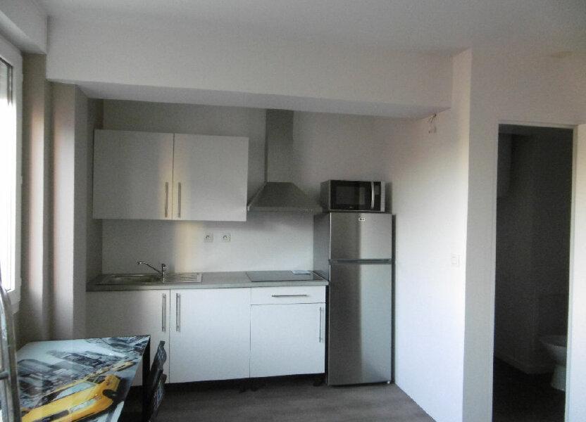 Appartement à louer 18.4m2 à Reims