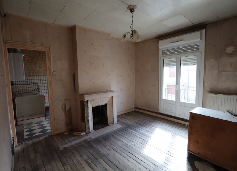 Appartement à vendre 38.59m2 à Reims