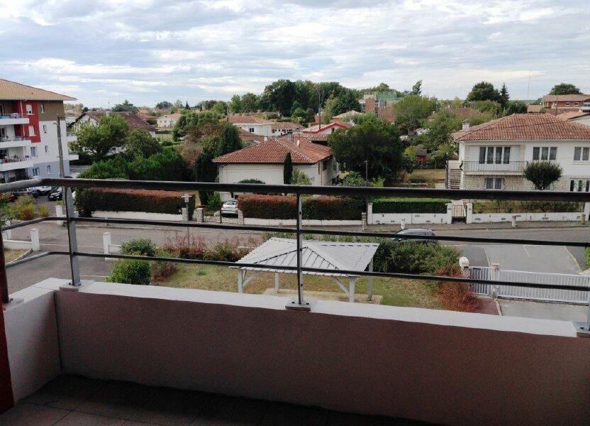 Appartement à louer 32.25m2 à Saint-Paul-lès-Dax