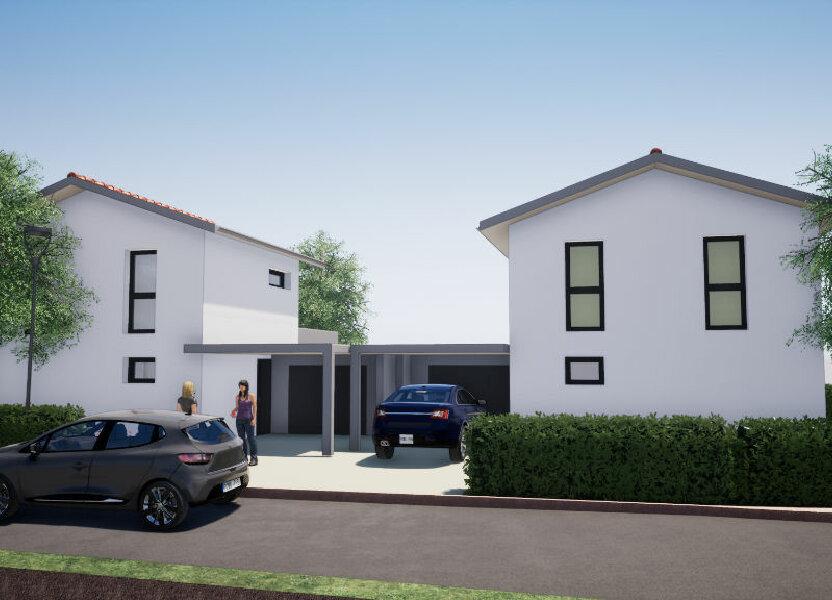 Maison à vendre 85m2 à Saint-Paul-lès-Dax