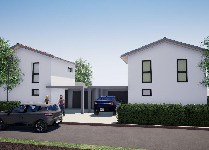 Maison à vendre 84.83m2 à Saint-Paul-lès-Dax