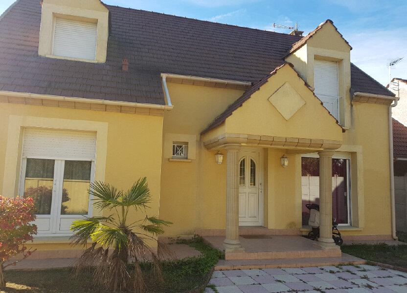 Maison à vendre 110m2 à Saint-Pierre-lès-Nemours