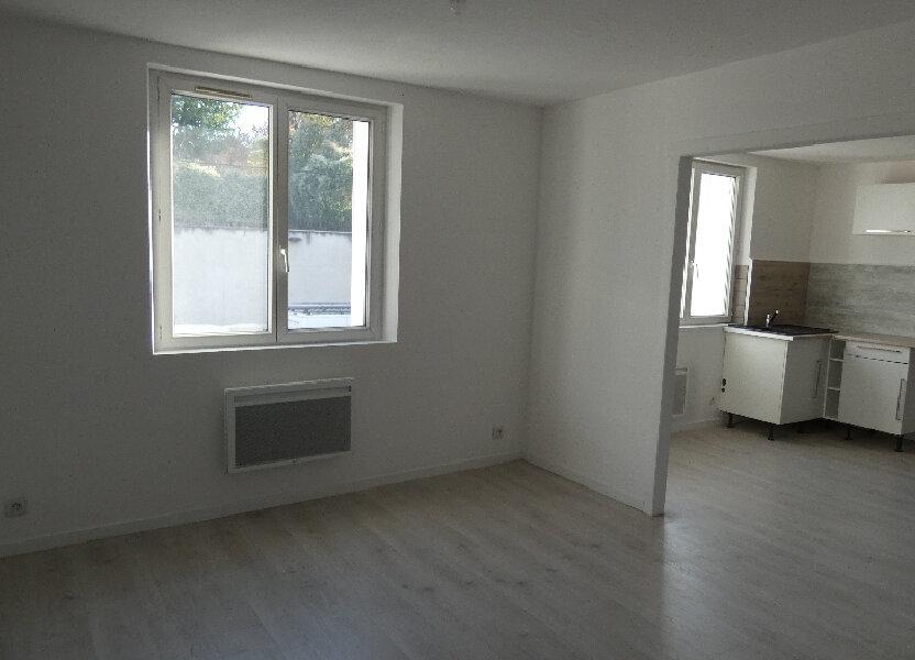 Appartement à louer 45.65m2 à Nemours