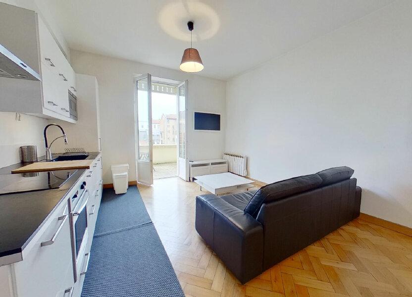 Appartement à louer 58m2 à Lyon 6