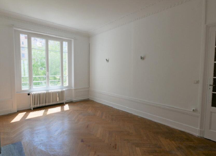 Appartement à louer 109.22m2 à Lyon 6