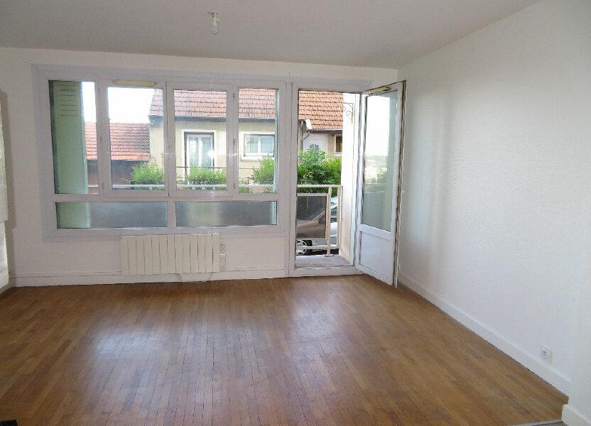 Appartement à louer 60m2 à Lyon 9