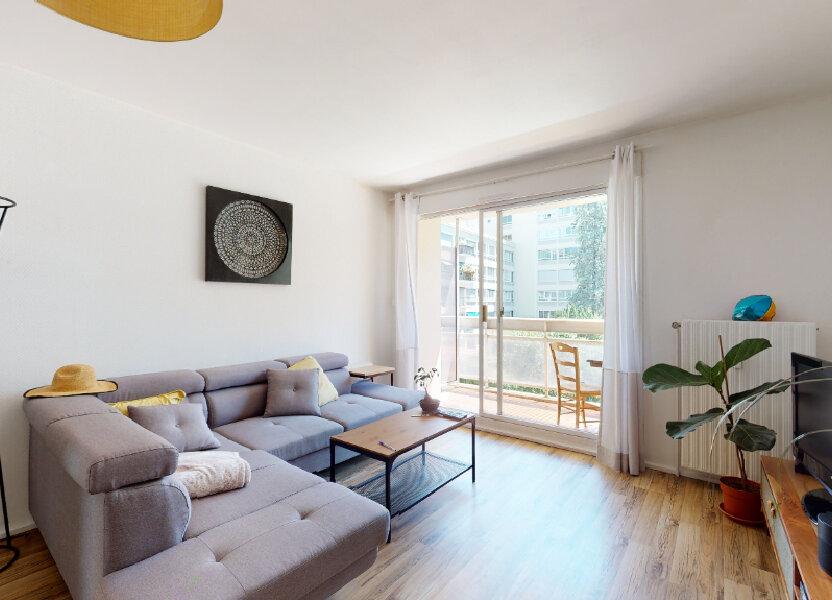 Appartement à louer 60m2 à Lyon 6
