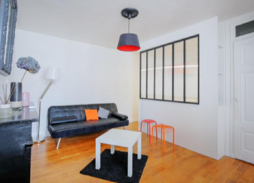 Appartement à louer 34.45m2 à Lyon 6