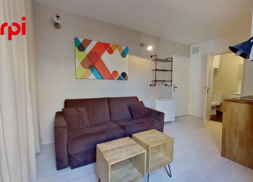 Appartement à louer 17m2 à Lyon 1