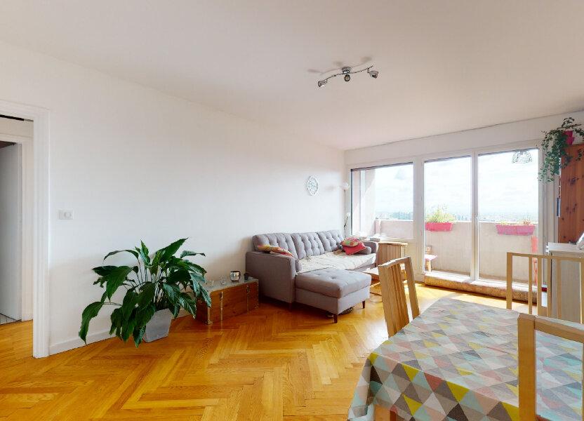 Appartement à louer 59.96m2 à Lyon 6