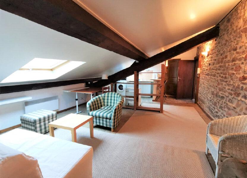 Appartement à louer 42m2 à Lyon 1