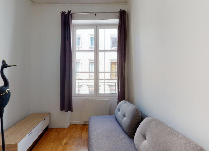 Appartement à louer 25m2 à Lyon 6